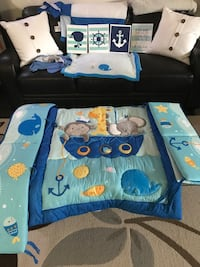 Boys Nursery Set (All Included)-Must Go Ottawa, K4A 0R3