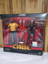 Marvel legends Luke cage and claire walmart exclus Brooklyn, 11218