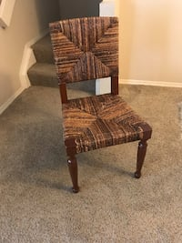 Pottery Barn Wicker Dining Chairs Denver, 80247