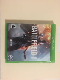 Battlefield 1 and 4 Xbox one games Lilburn, 30047