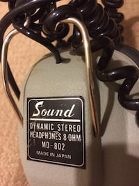 Headphones Sound Dynamic Stereo Surrey