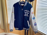 Cowboys NFL Reversible jacket size large very good condition Spring Hill, 34606