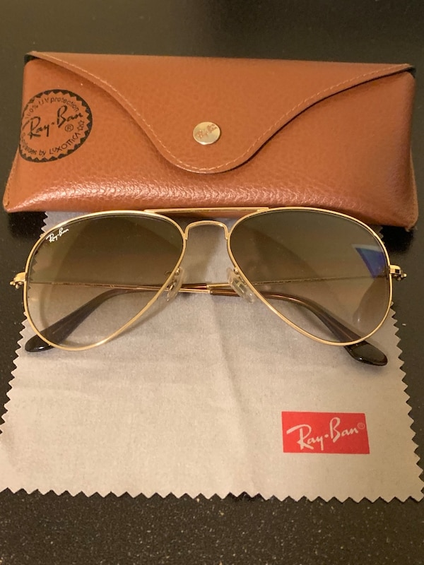 c8a0021eac Used Ray Ban aviators for sale in Toronto - letgo
