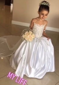 5T Perfect dress for flower girl Vaughan, L4H 2A4