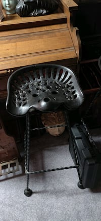 tractor chair bar stools