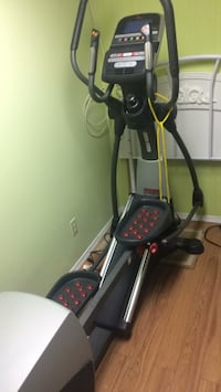 Black and gray elliptical trainer Winnipeg, R3X 1H4