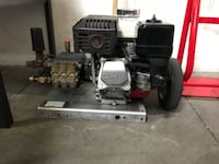 Two Pressure Washers for Sale! LASVEGAS
