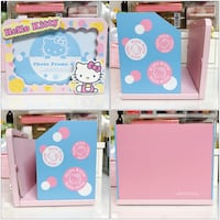 Hello Kitty Photo/Organizer - In great condition Brampton, L6Y 3B8