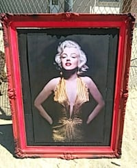 Marilyn Monroe Picture Lancaster, 93535