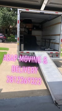 Furniture delivery Houston, 77083