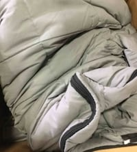 Weighted Blanket 15# Brand New with Removable Cover