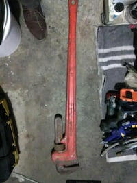 48 Inches Pipe Wrench Vancouver, V5P 3A4