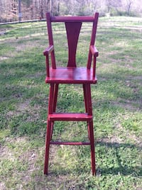 Vintage doll high chair or plant stand Simpsonville, 29681