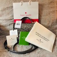 BNWT Authentic Kate Spade Purse Whitby, L1N 8M8