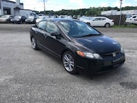 2008 Honda Civic Black Sussex, 07461