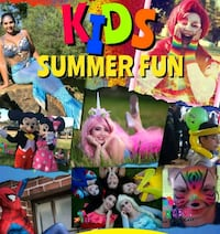 Children Entertainment &Services Modesto, 95354