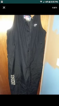 Tall XL Mens Snowmobile Overalls