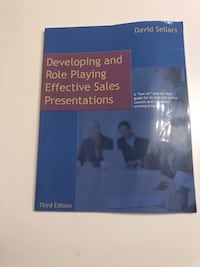 Developing and Role Playing Effective Sales Presentations