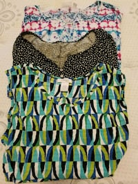 Women's shirts- 3 total Gibsonville, 27249