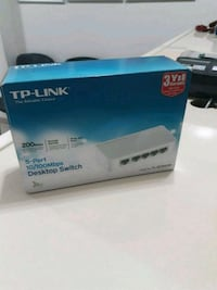 TPLINK SWİTCH 5 PORT Mevlana Halit Mahallesi, 21080