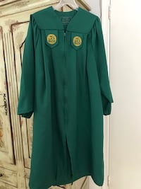 George Mason University Graduation Gown - Medium Chantilly