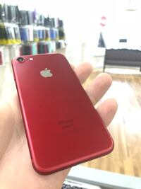 Product Red iPhone 7 plus Boston, 02115