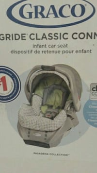 Grasco Gride Classic car seat carrier box