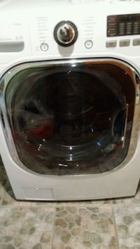 white front-load clothes washer Smyrna, 30080