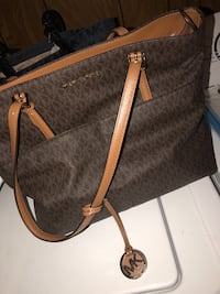 Black and brown michael kors leather tote bag Clermont, 34715