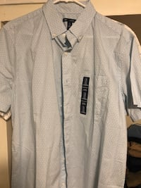 Brand new short sleeve men shirts L Rockville, 20851
