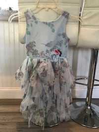 White and pink floral sleeveless dress Azusa, 91702