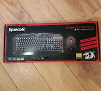 Gaming Keyboard and Mouse Combo Brampton, L6Y 4Y6