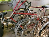 red and black road bike Alexandria, 22310