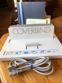 Coverbind - Book maker and boxes of booklet covers DENVER