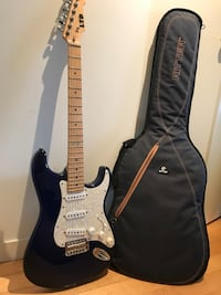 Electric Guitar+ Case Vancouver, V6B