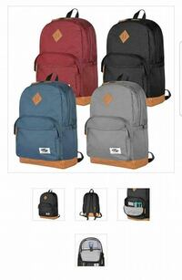 Olympia backpack Lancaster, 93535