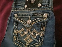 Miss Me jeans size 25 asking $20  Bakersfield, 93304