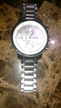 REAL GENUINE FRESH HUGO BOSS WATCH.THIS IS A STEAL Mississauga, L4Z 1J9