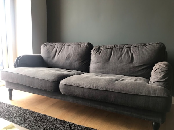 Wondrous Used Stocksund Sofa And Armchair Cheap For Sale In New Dailytribune Chair Design For Home Dailytribuneorg