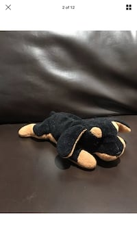 TY Retired 1996 DOBY Beanie Baby Like New Condition London, N6G 2Y8