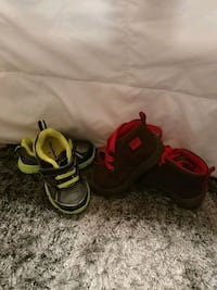 2 pairs of size 6c.  Worcester, 01604
