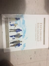 Exploring Sociology A Canadian Perspective book