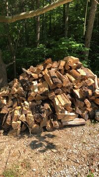 Fire wood for sale Gray