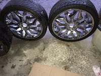 SET OF 22' RIMS Toronto