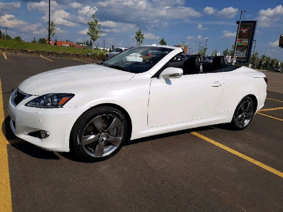 used 2012 lexus is 350c convertible with navigation in. Black Bedroom Furniture Sets. Home Design Ideas