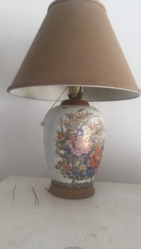 Antique lamp. In great shape