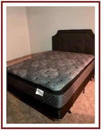 - In the Plastic - Full Mattress & Box Spring - All Sizes Manassas