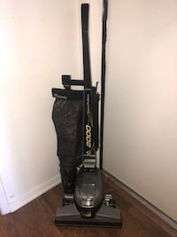 black and gray upright vacuum cleaner Downey, 90240