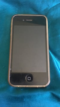 black iPhone 4 with a case (it has a dream catcher) Bristow, 47515