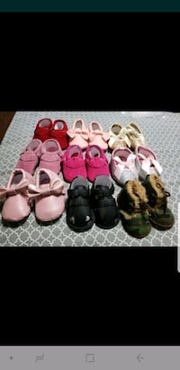 toddler's assorted shoes Fullerton, 92833